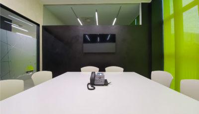 sala riunioni in affitto in provincia di Sondrio, all'interno di Khub - hub innovazione valtellinese